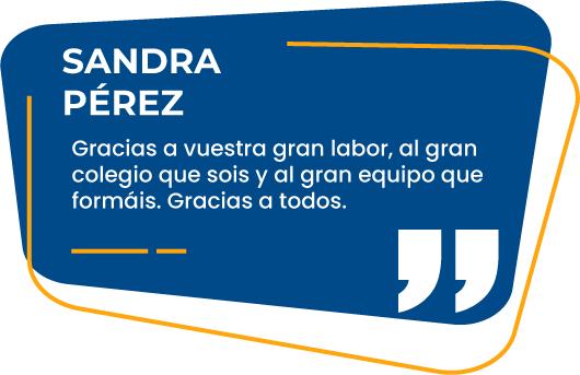 Reseña Sandra Pérez