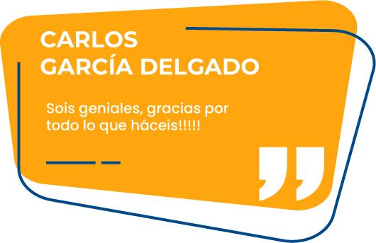 Reseña Carlos García