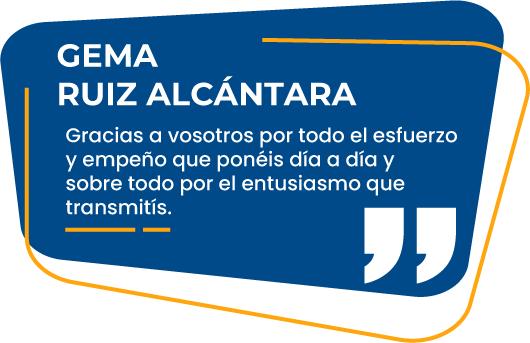 Reseña Gema Ruiz